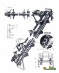 Навозопогрузчик ковшовый НПК-30, НПК-Ф-35